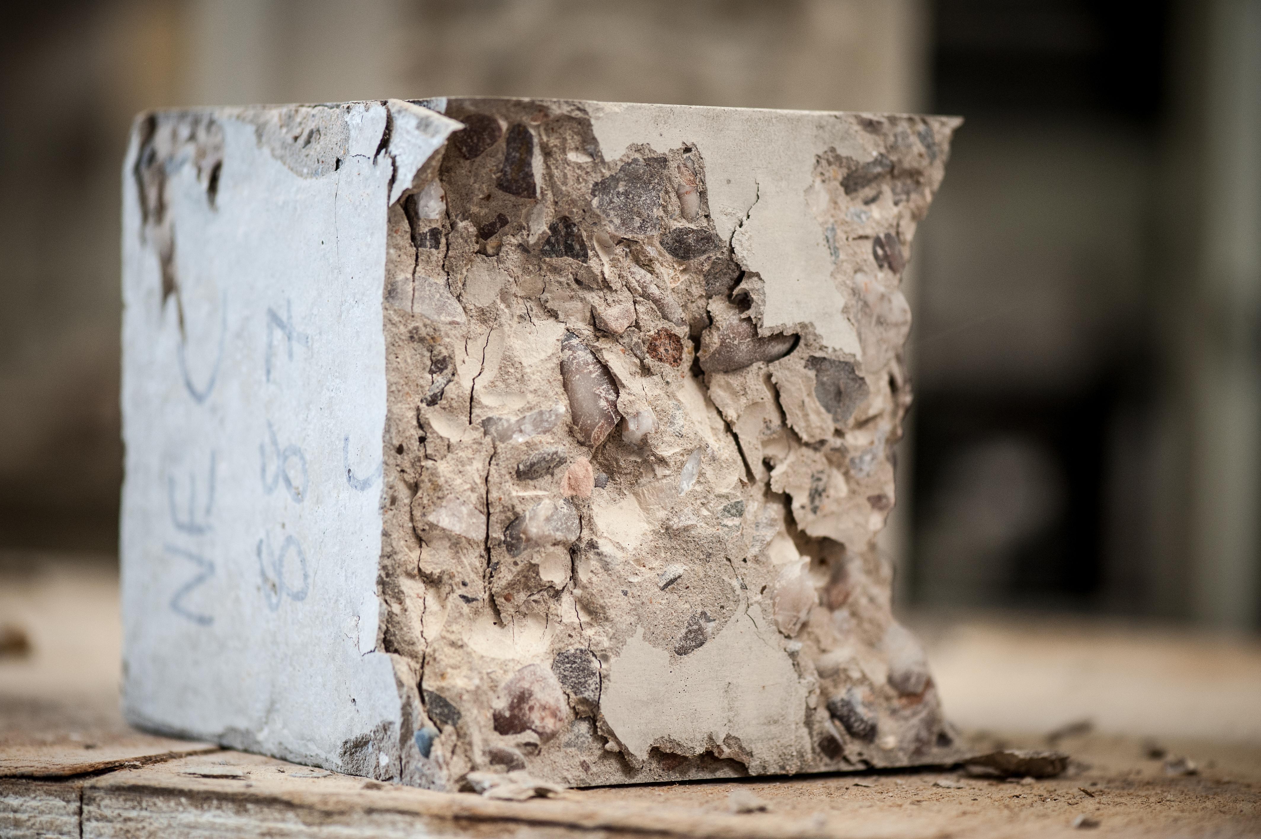 5 советов как определить качество цемента, фасованного в мешках