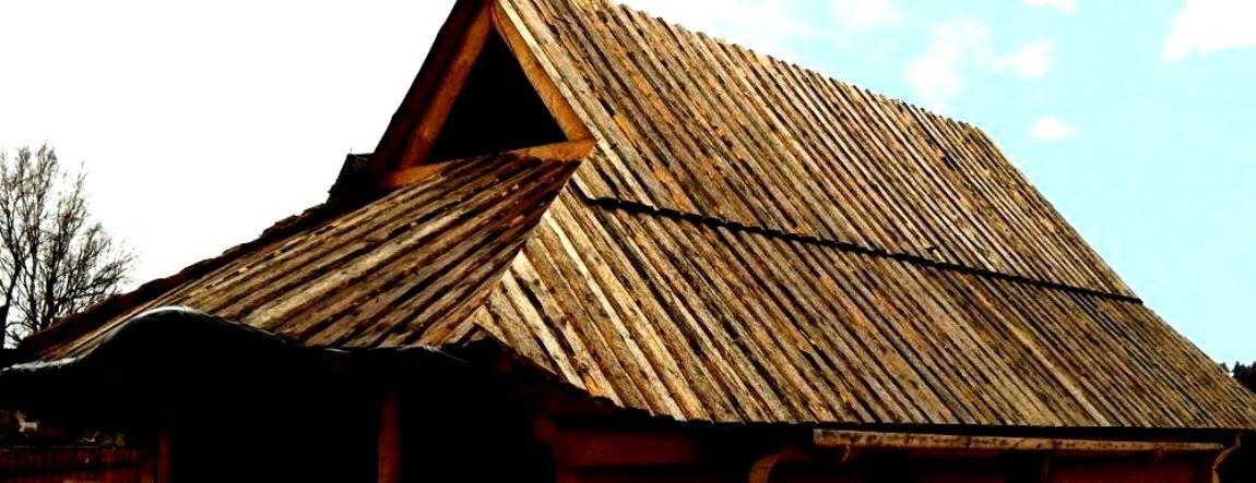 Тесовая крыша: особенности устройства