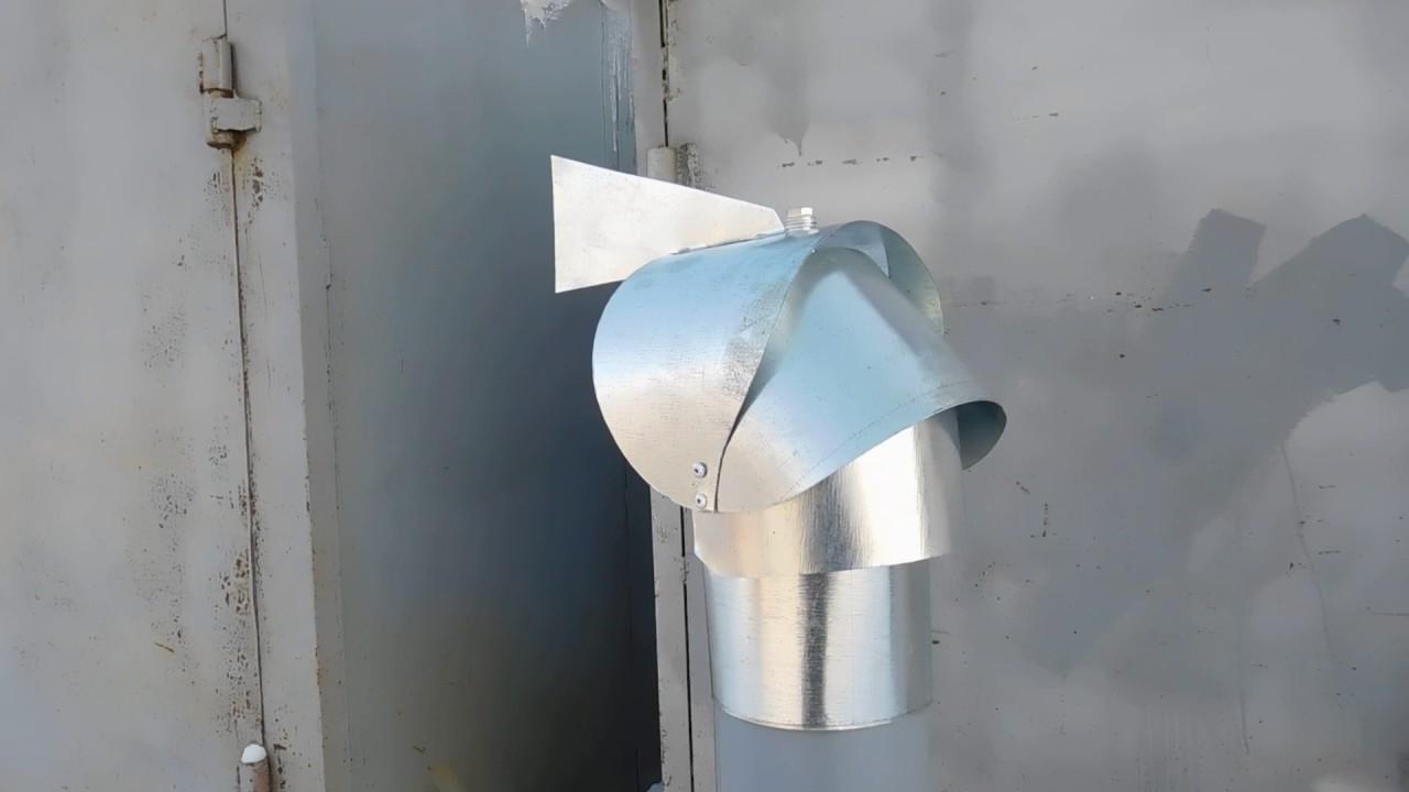 Флюгер на трубу дымохода - кровля и крыша