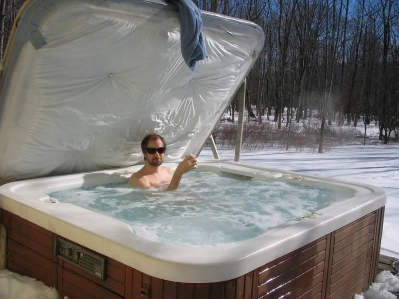 Купаться не запрещено: открытые «зимние» бассейны в москве