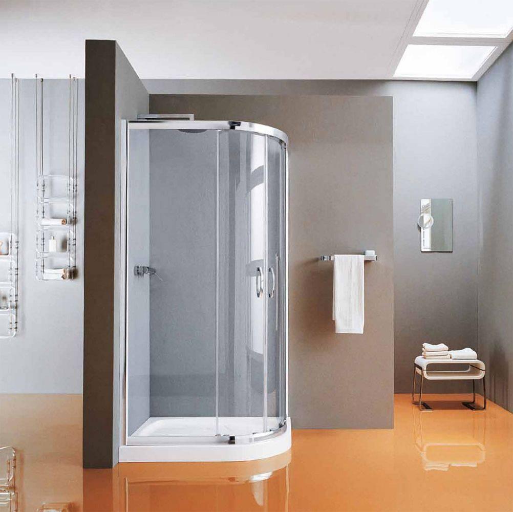 Как выбрать душевую кабину для маленькой ванной комнаты без наворотов