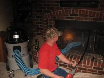 Чистка дымоходов печей и каминов от сажи: лучшие средства и методы избавления от сажи в трубе