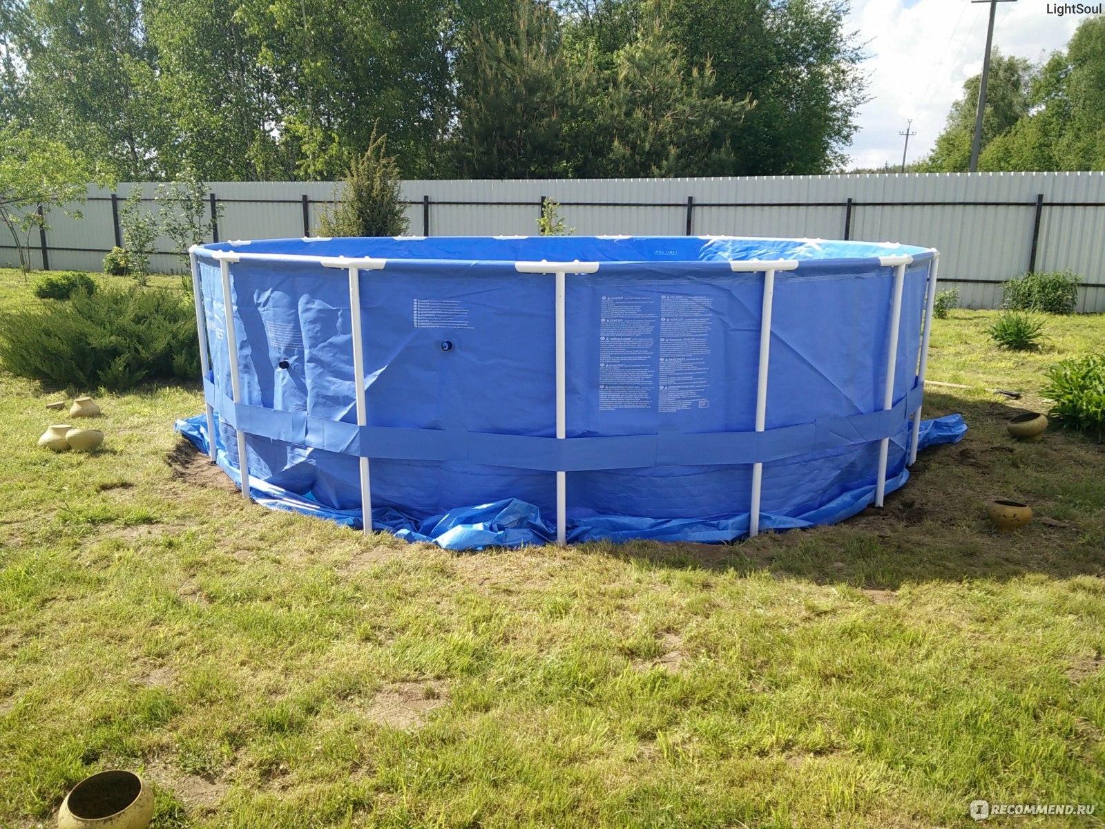 Дача превращается… в особняк с бассейном: топ-6 каркасных бассейнов