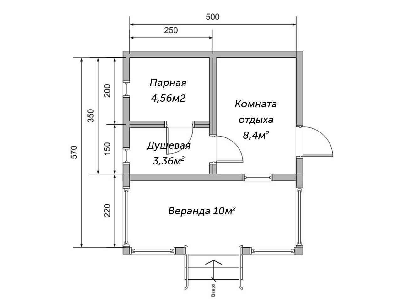 Баня 3 на 3 на 5 – три пятых рынка, если говорить о самостоятельном строительстве