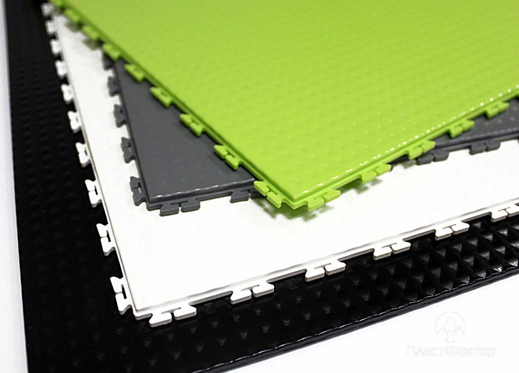 Модульное пластиковое покрытие для дачи на землю, для дома, садовых дорожек, уличных спортивных и детских площадок, газона и других открытых территорий