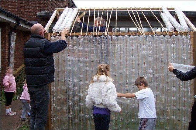 Поделки из пластиковых бутылок своими руками для сада, дачи, огорода - фото идеи, мастер-классы, советы