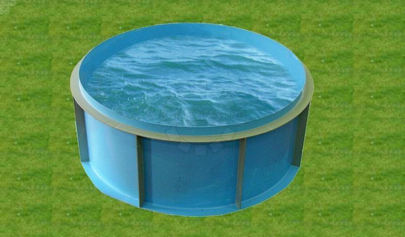 Бассейны на даче: виды, их плюсы и минусы, установка пластикового бассейна