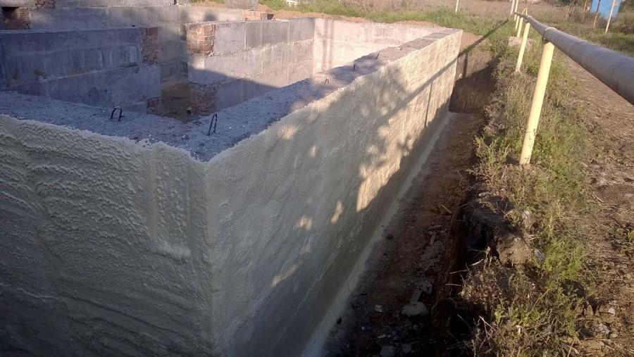 Баня на столбчатом фундаменте как утеплить | ogradim.su