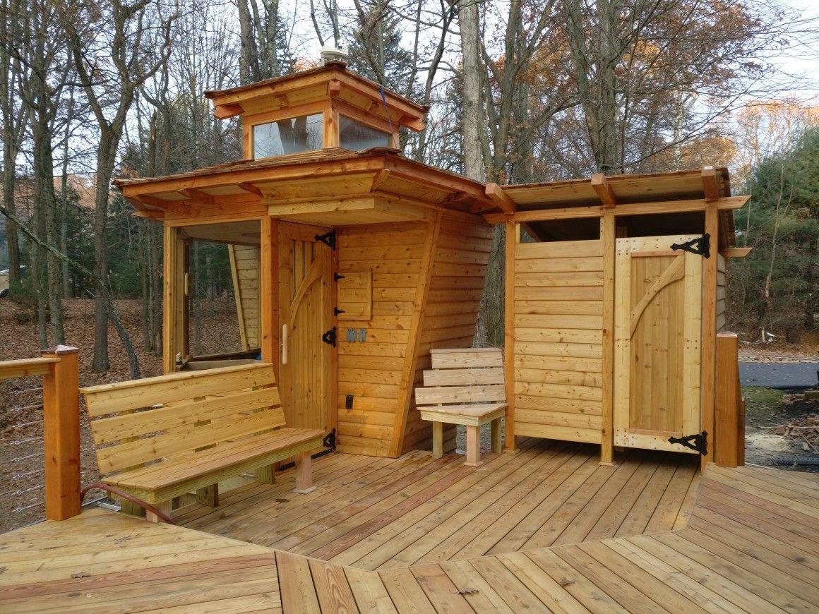 Собираетесь строить баню на даче? 100 фото + 5 проектов