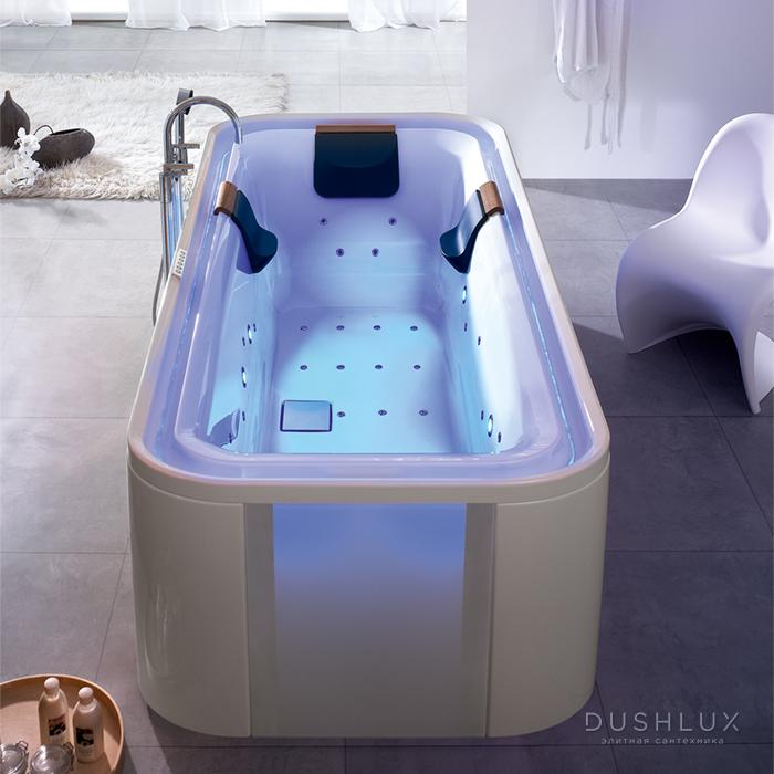 Джакузи – размеры и формы гидромассажных ванн + видео / vantazer.ru – информационный портал о ремонте, отделке и обустройстве ванных комнат