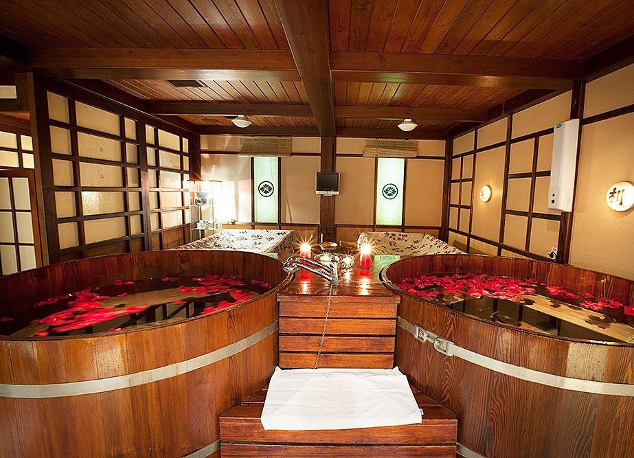 Японские бани фурако, офуро и сэнто: разное наполнение с одним содержанием