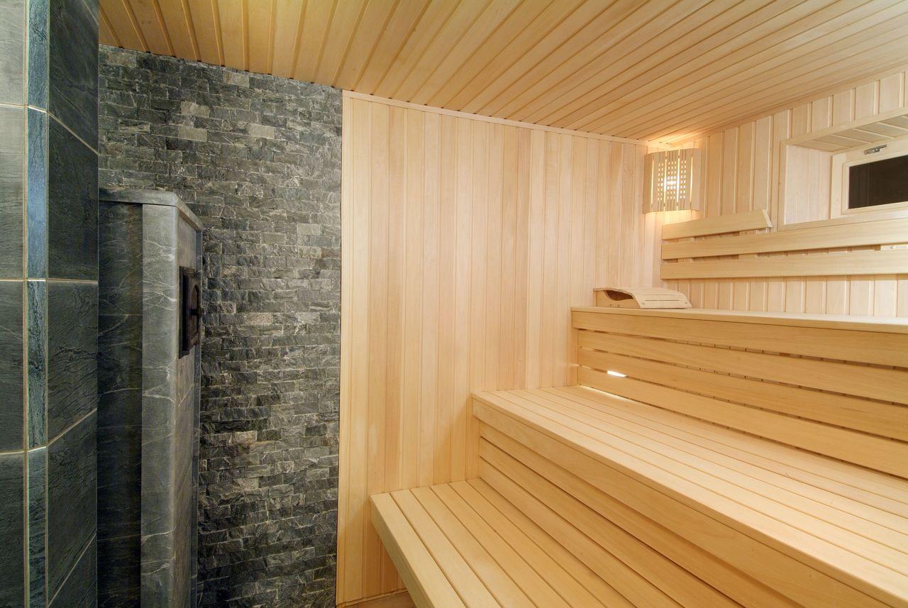 Внутренняя отделка бани: методы, нормы, этапы