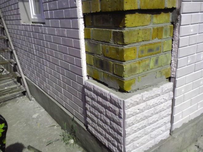 Все о фасадных панелях для наружных отделок домов