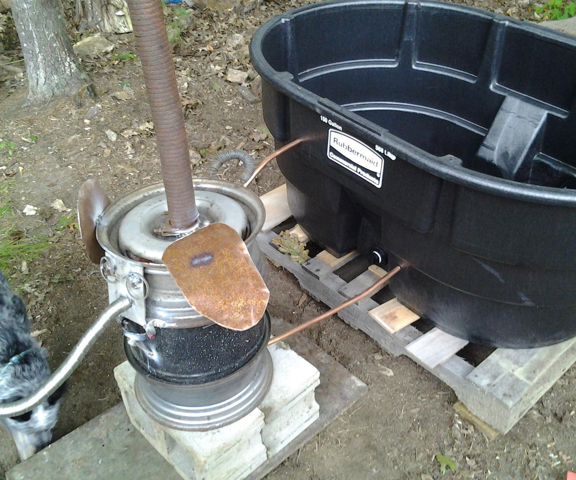 Как нагреть воду в бассейне — парочка надежных способов и еще 5 в запасе