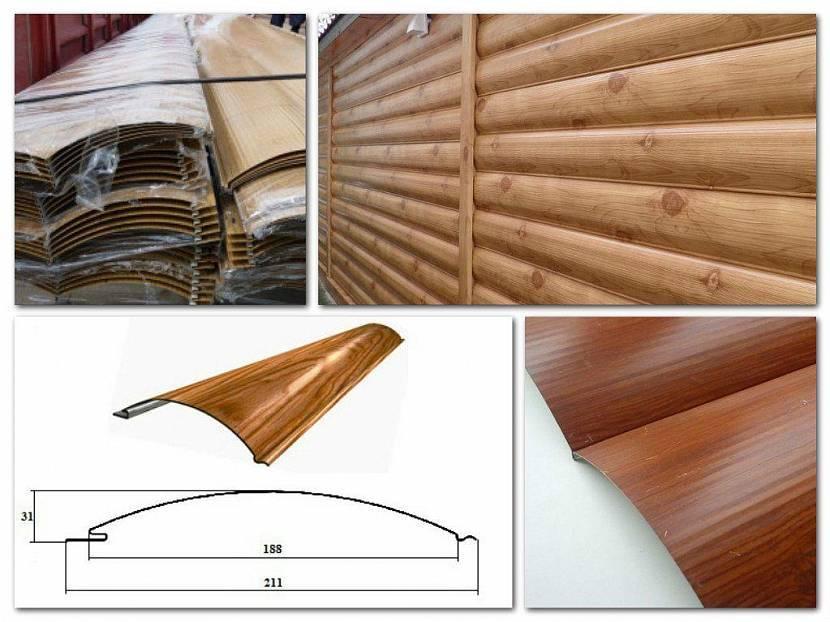 Сайдинг под бревно (42 фото): дом обшитый виниловым сайдингом, размеры покрытия, отделанный пластиковым материалом сруб