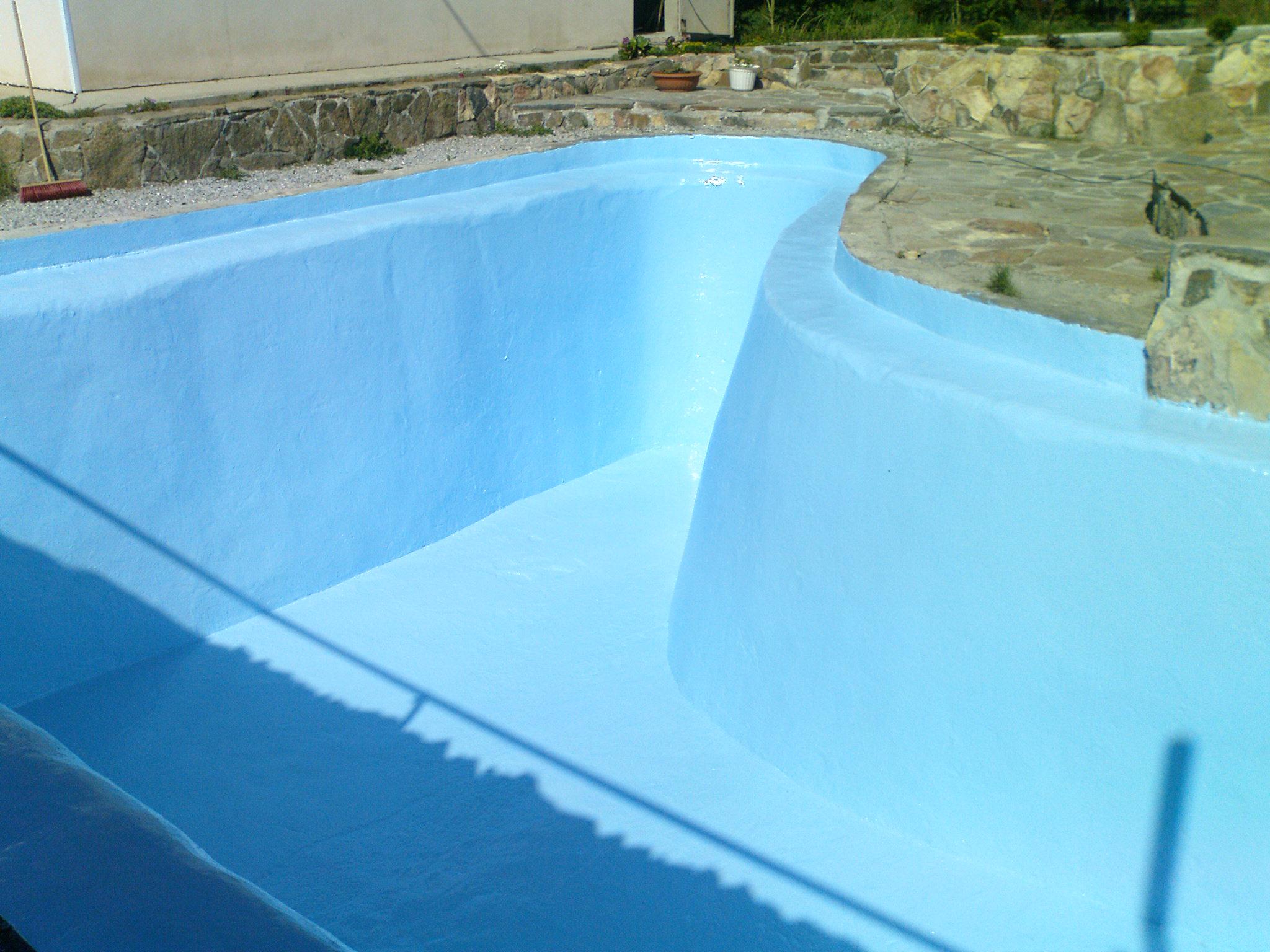 Чем сделать гидроизоляцию бетонного бассейна