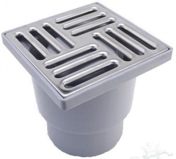 Трап для бани: принимаем воду