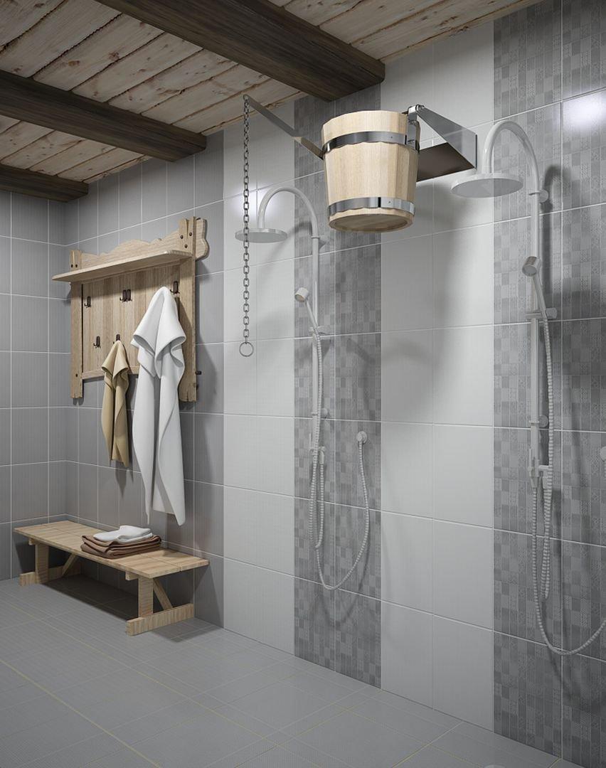 Внутренний интерьер бани: требования, рекомендации, оригинальные решения