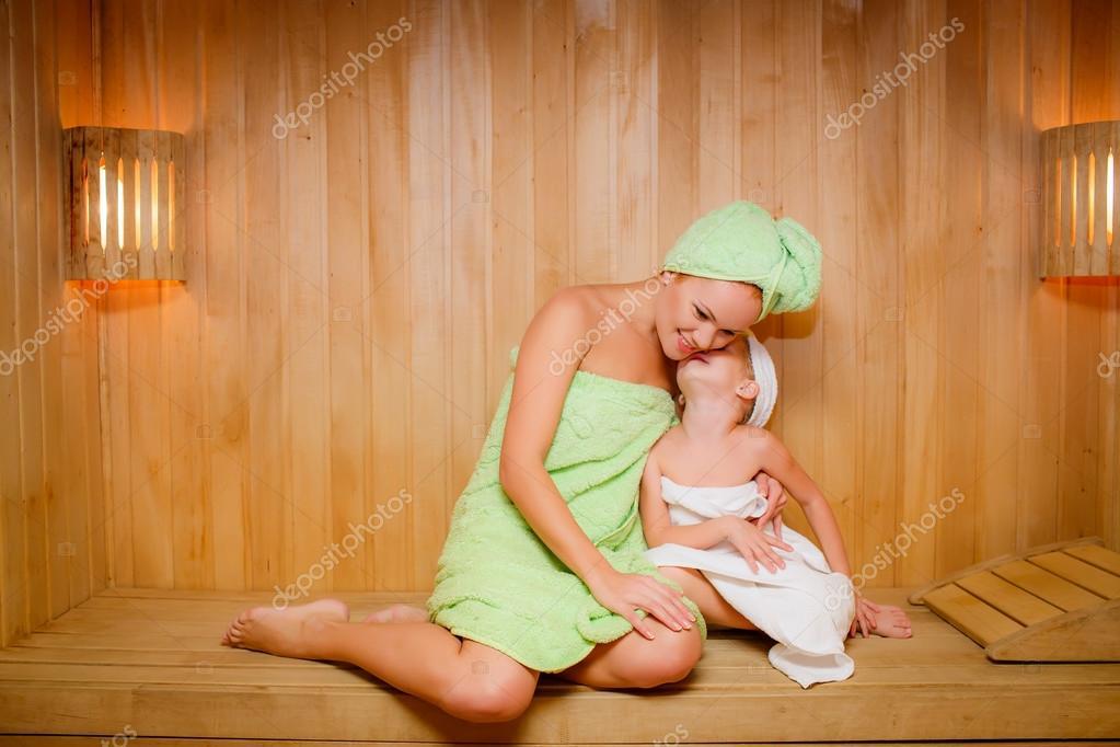 Можно ли водить детей в баню при кашле