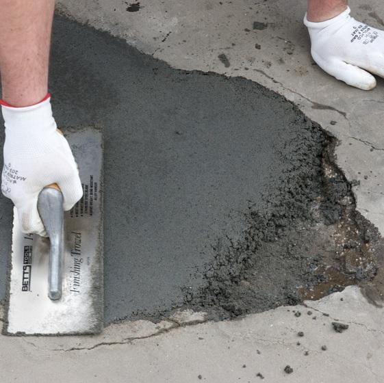 Наливной пол ремонт трещин: делаем ремонт наливного пола в квартире своими руками