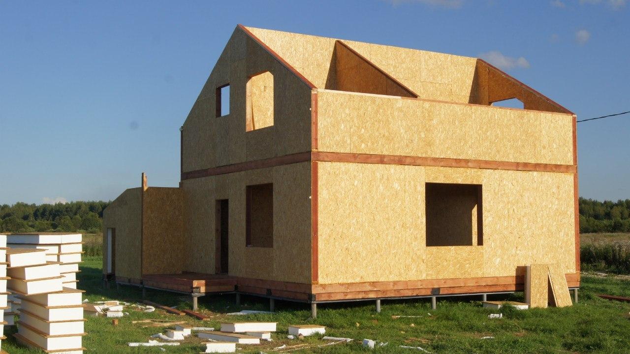 Каркасно-панельне дома из сип-панелей (sip): минусы и плюсы. какие сип-панели выбирать для строительства. | строительный блог вити петрова