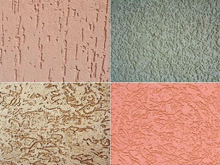 Штукатурка «короед» (70 фото): декоративная фактурная смесь для стен в квартире и частном доме, примеры использования в интерьере