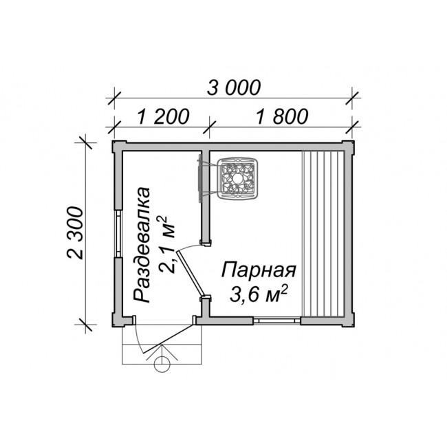 Баня размером 6 на 3 (54 фото): схема и проект строения площадью 3х6 с верандой, интерьер дачи метражом 6х3 с комнатой под крышей
