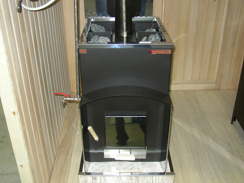 Печь для бани на угле: устройство, выбор, расчет мощности, фото