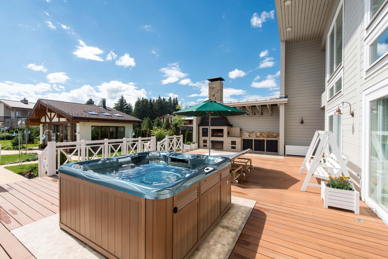 Бани с гостевой комнатой: проекты с планировками, фото бань с террасой и гостевыми апартаментами под ключ от гк «городлес»