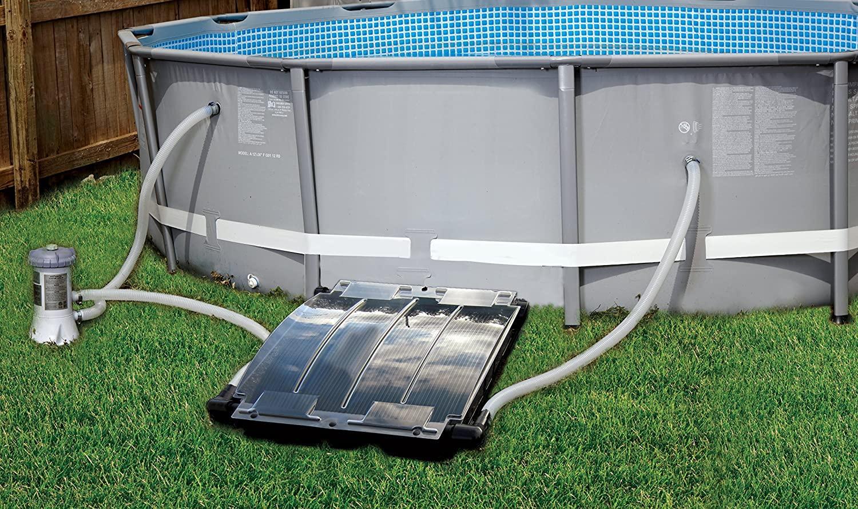 Выбираем тепловые насосы для подогрева бассейна