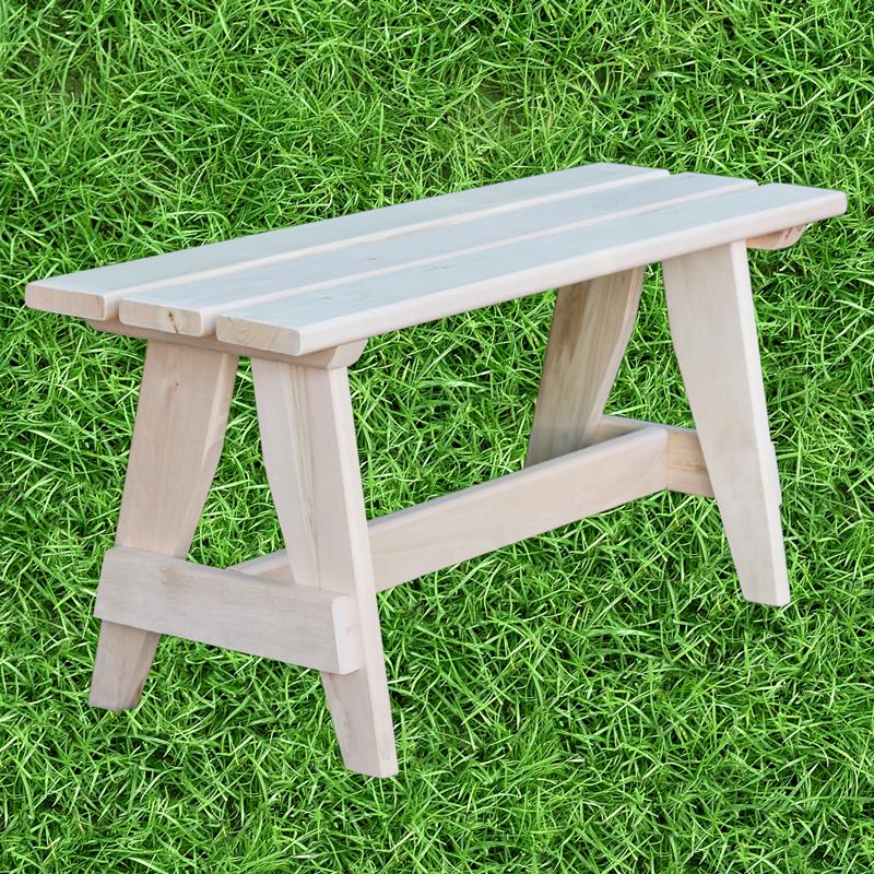 Деревянные скамейки в бане: виды, материалы, инструкция по сборке своими руками
