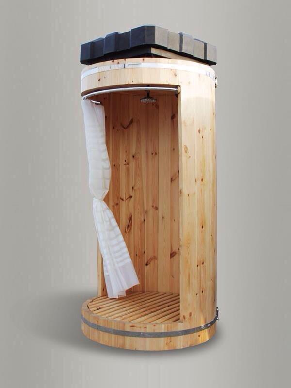 Душевая кабина для бани: как выбрать и установить
