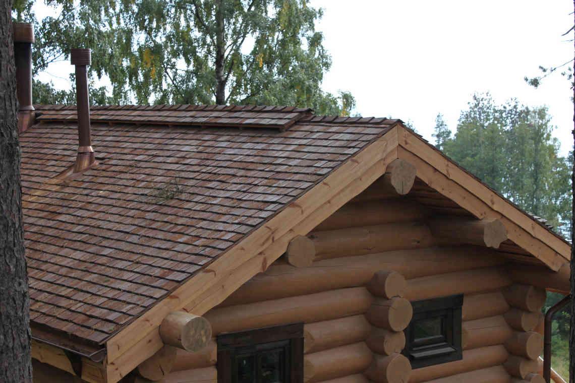 Надежная крыша для бани своими руками׃ дельные советы для самостроя