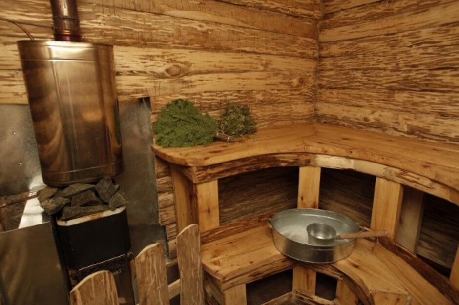 Скамейки для бани: виды и изготовление своими руками - «все о сауне и банях»