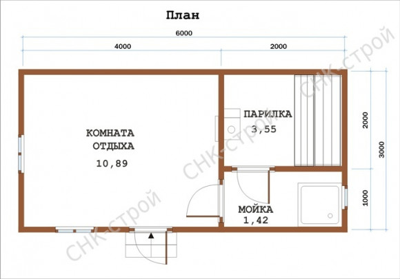 Баня 3 на 4 (81 фото): проекты планировки бани 3х4 внутри и снаружи, каркасные бани и из бревна, мойка и парилка отдельно и другие планы
