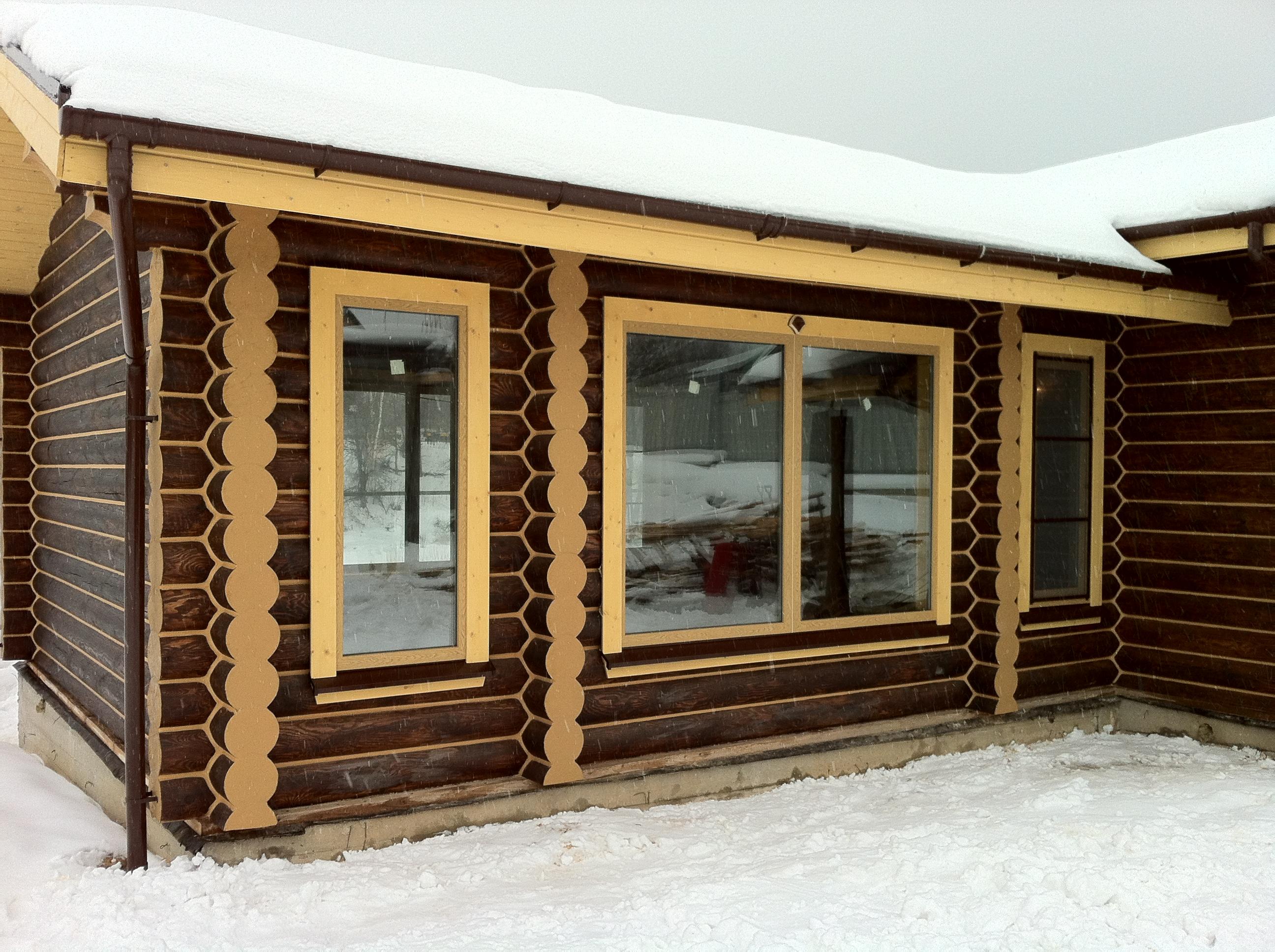 Бани из оцилиндрованного бревна (43 фото): деревянные двухэтажные дома-бани с мансардой, отзывы владельцев