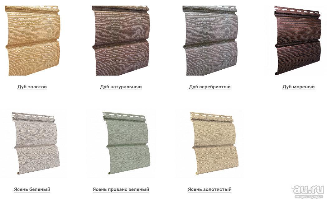 Виниловый сайдинг: характеристики и преимущества современного отделочного материала
