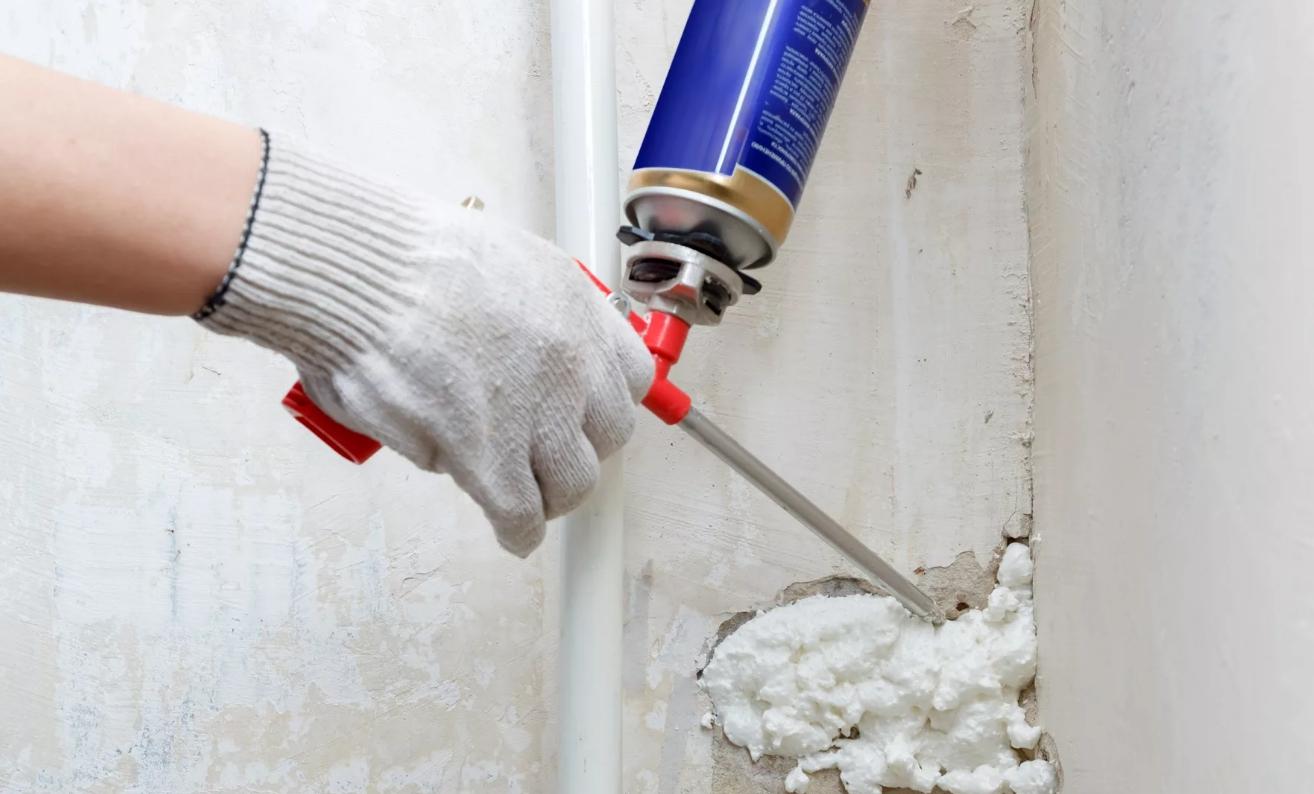 Как пользоваться монтажной пеной? как правильно запенить дверь, как работать с материалом, рекомендации по использованию