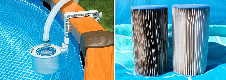 Как помыть каркасный бассейн: почистить дно, чашу, стенки внутри от черного налета, после зимы, очистка воды от грибка, чистящие средства, видео