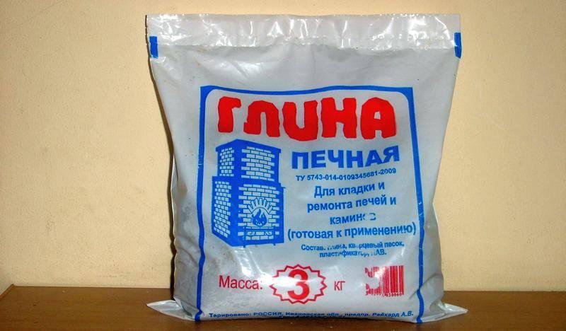 Приготовление раствора на основе красной глины для кладки печей | remsovet.com