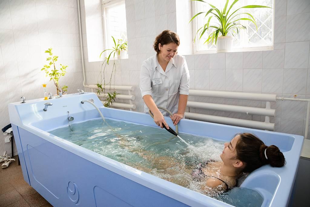 Гидромассаж – мудрый врачеватель человеческих душ и тел!