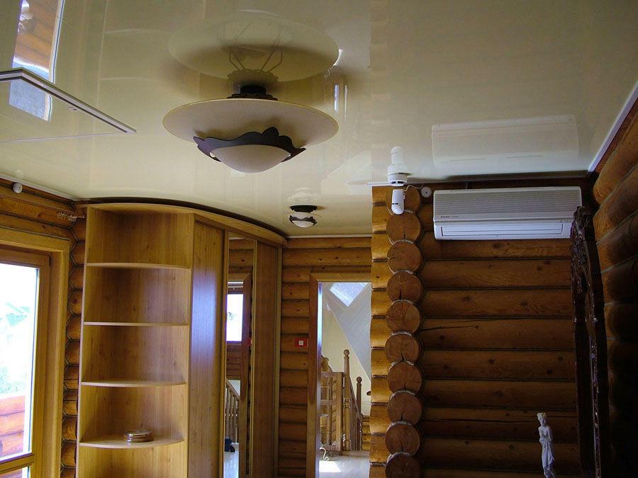 Настильный потолок в бане: технология изготовления легкого и недорогого потолочного перекрытия