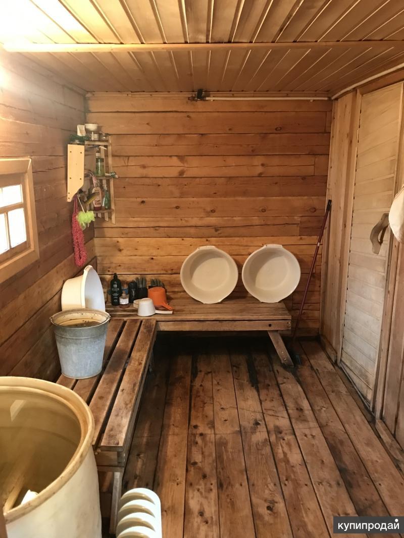Эконом баня на даче