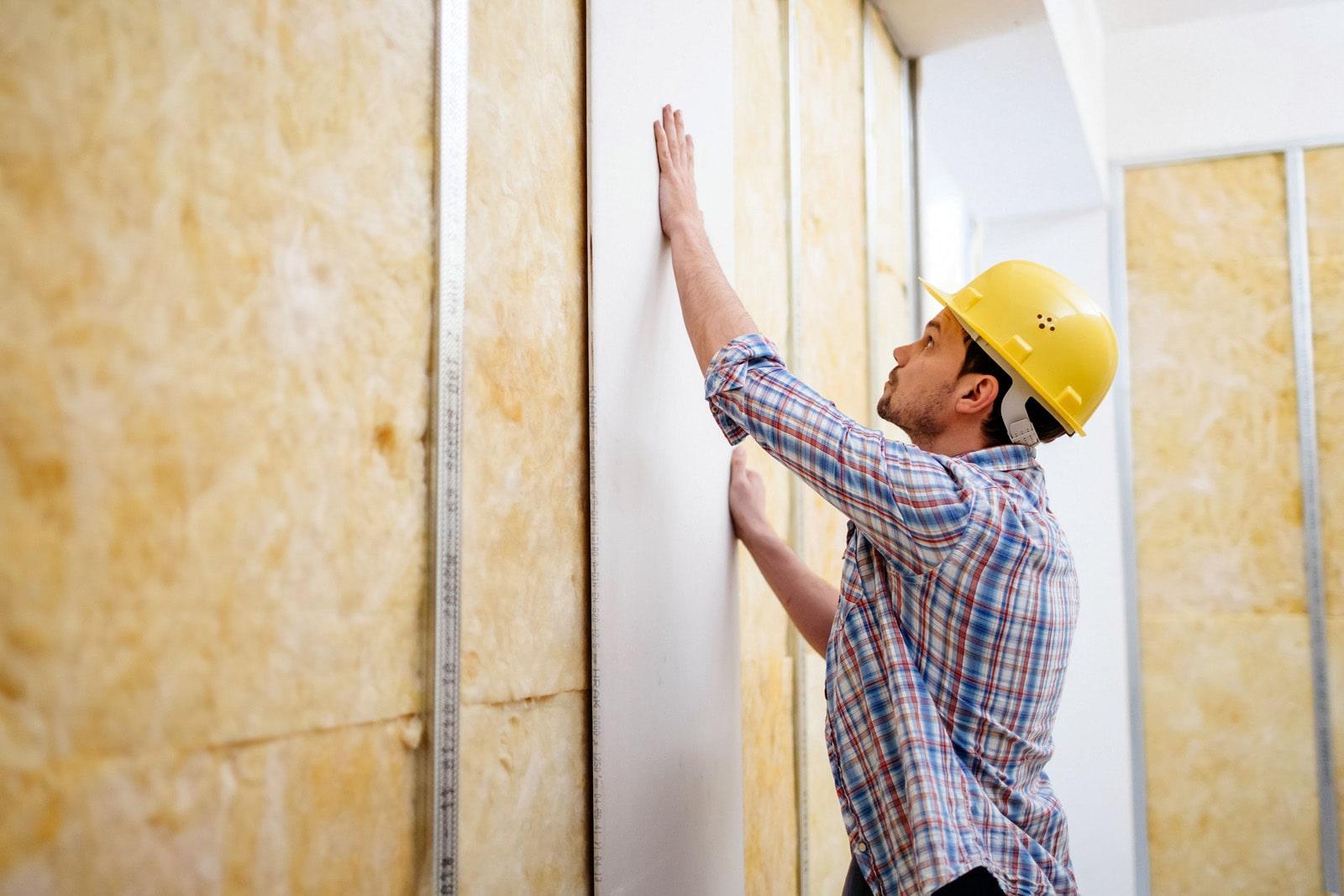 Как выровнять стены своими руками