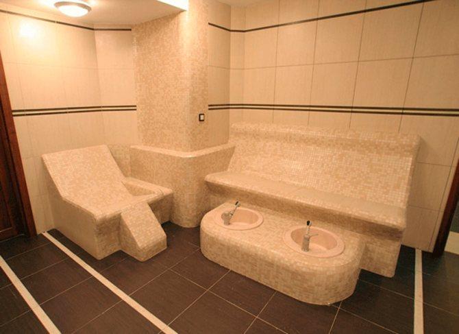 Внутреннее устройство бани: предбанник, парник, печь, габариты бани – советы по ремонту