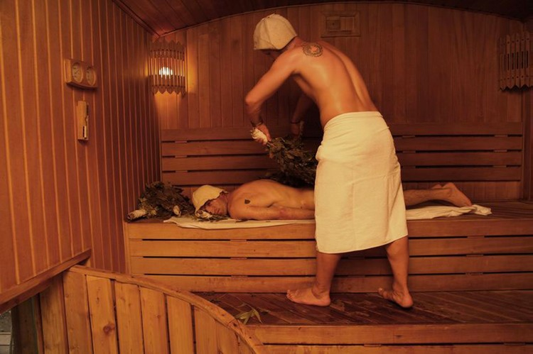 Что будет, если париться в русской бане каждый день - чеснок - честно о здоровье