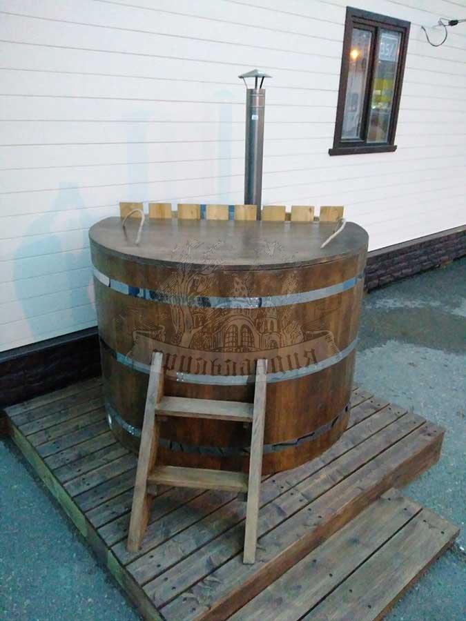 Японская баня — офуро и фурако — строительство бани