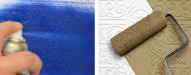 Чем покрасить пенопласт: выбор краски и преимущества окрашивания