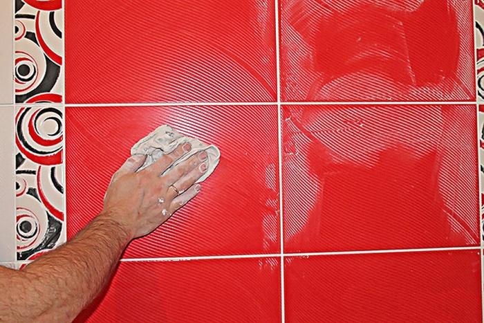 Плитка в ванной. как обновить швы в ванной комнатеплитка в ванной. как обновить швы в ванной комнате