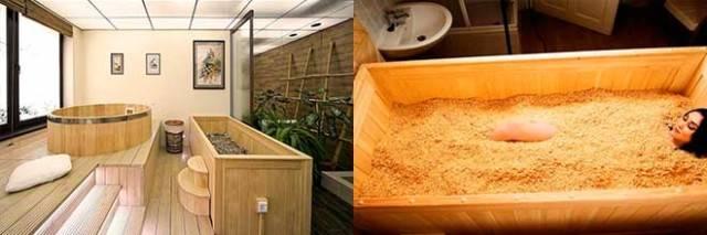 Японские бани — офуро, фуро и сэнто. золотые правила водолечения